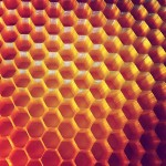 #3dnyomtatás #3dprint #3dprinting #rapidprototyping #honeycomb #infill #hexagon #pattern #structure #makerbot #parametric #generative #design #art #architecture #3dprinted by #parametricart with #gigamax3d #3dprinter #filament #gold #PLA #translucent http://gigamax3d.com