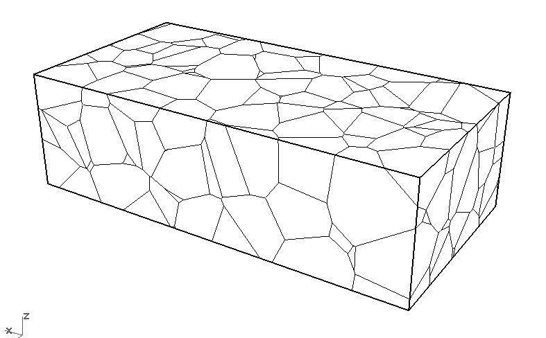 parametrikus 3d modellez u00e9s  u2013 voronoi diagrammokkal