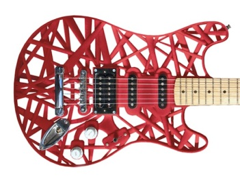 Image courtesy of ODD guitars