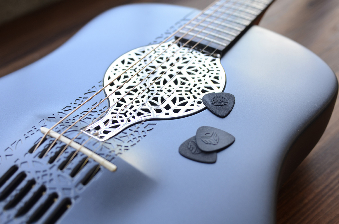 Bonooobong Pure Awesomeness 3d Printed Musical Instruments