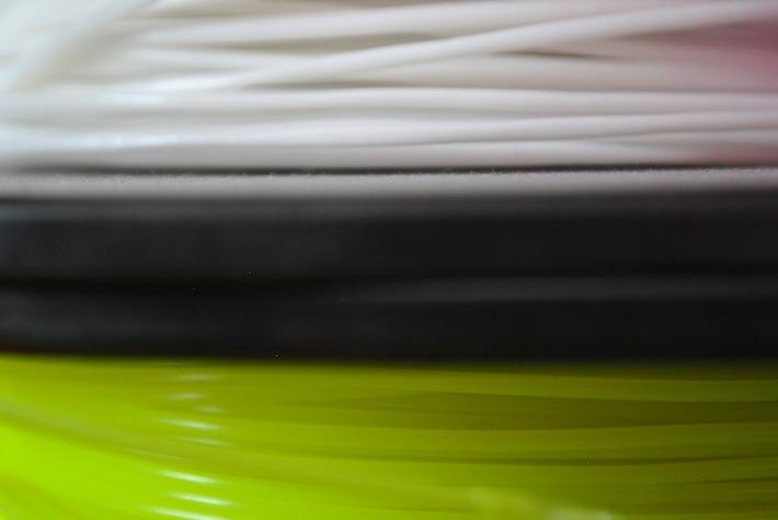 special 3D printing filaments