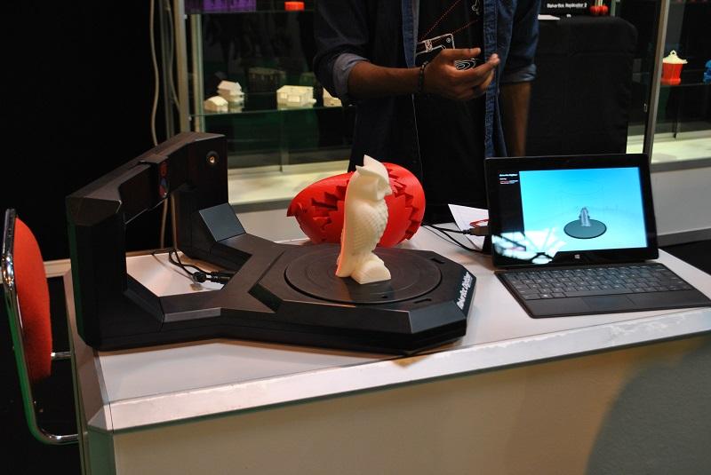 (videó) Terjed az olcsó 3D nyomtatás