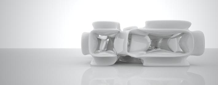 generative 3d design