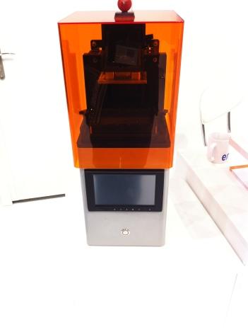 EnvisionTEC Perfactory Vida dental 3D nyotmató