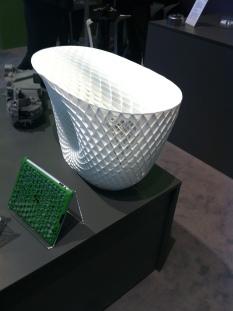 3D nyomtatott parametrikus ülőbútor
