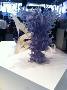 generatív szobrok 3D nyomtatással